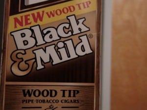 black and mild cigars