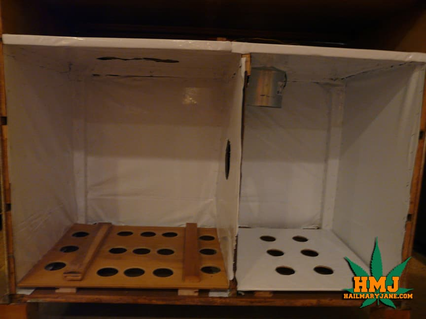 How To Build A Stealth Grow Box Step By Step For Less Than