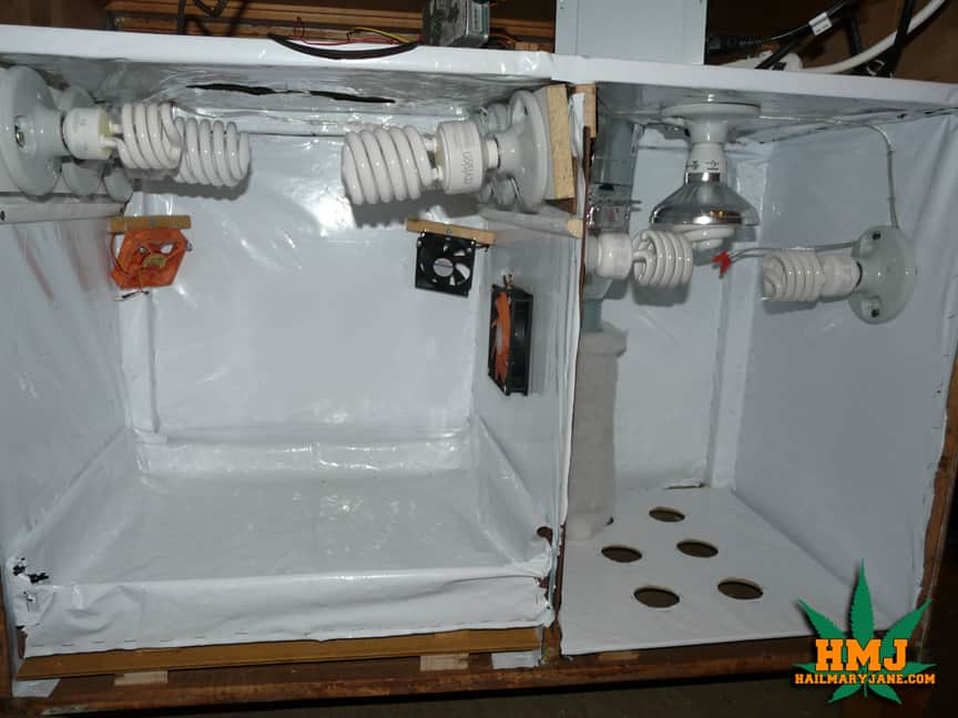 How To Build A Stealth Grow Box Step By Step For Less Than 150 Hmj