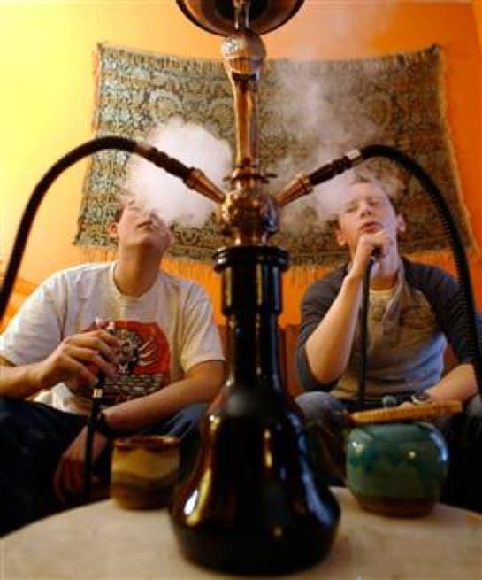 smoking marijuana guys