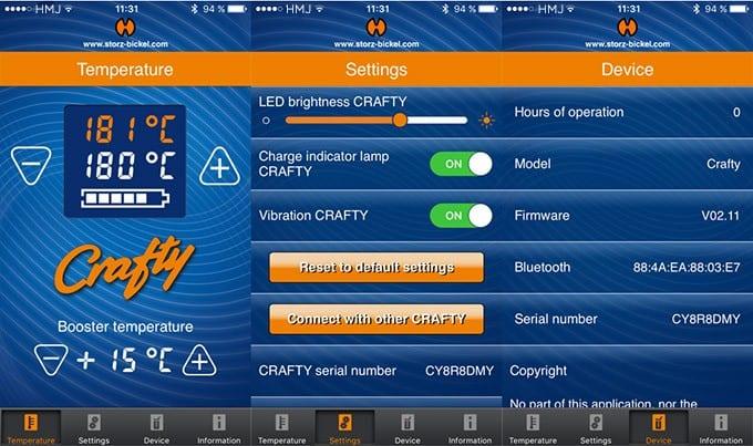 Crafty Smartphone App