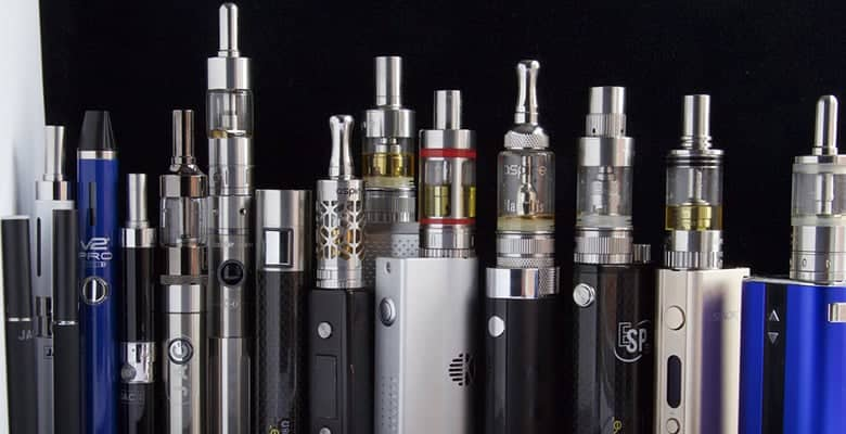 types of vape pens