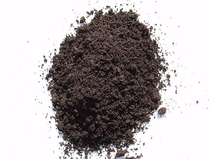 Organic soil for cannabis growing